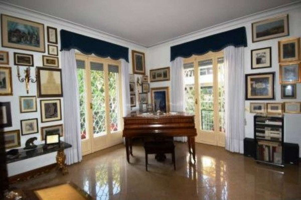 Appartamento in vendita a Roma, Vigna Clara, Con giardino, 206 mq