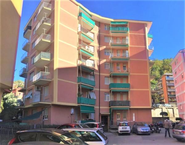 Appartamento in vendita a Recco, Centro, 65 mq