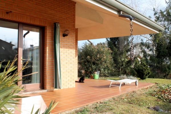 Villa in vendita a Campoformido, Basaldella, Con giardino, 337 mq - Foto 1
