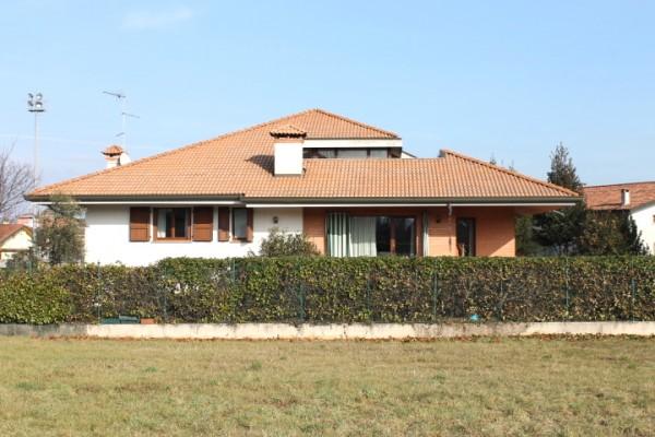Villa in vendita a Campoformido, Basaldella, Con giardino, 337 mq - Foto 17
