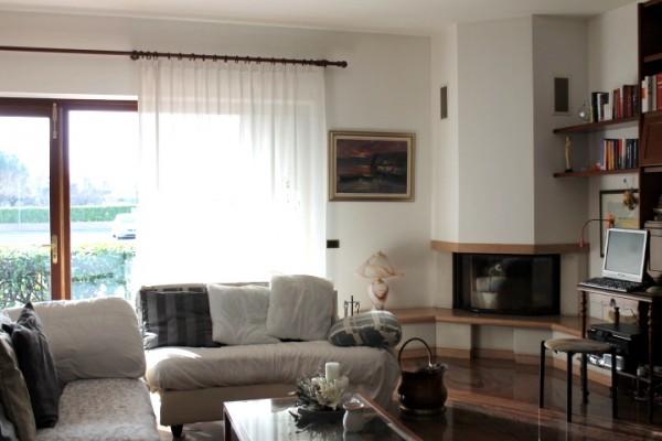 Villa in vendita a Campoformido, Basaldella, Con giardino, 337 mq - Foto 7