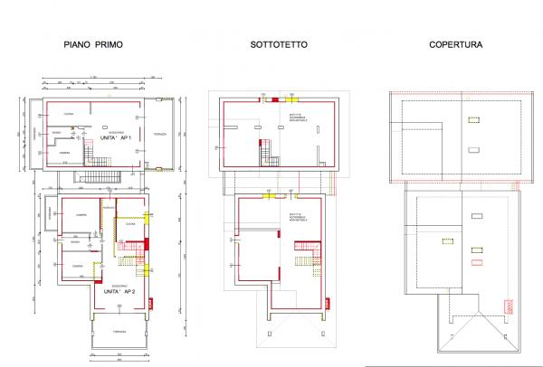 Appartamento in vendita a Campoformido, 221 mq - Foto 3