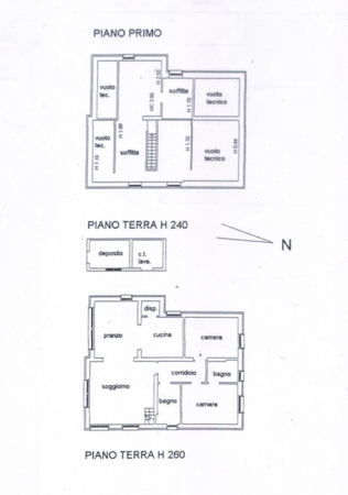 Villa in vendita a Moruzzo, Con giardino, 243 mq - Foto 3
