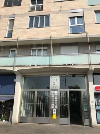 Appartamento in vendita a Milano, Corso Lodi, Con giardino, 180 mq