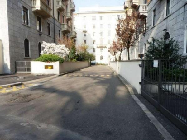 Appartamento in vendita a Milano, Brera, Con giardino, 250 mq - Foto 14