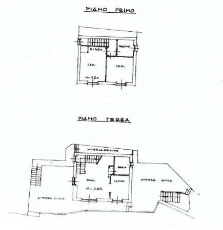 Casa indipendente in vendita a Zoagli, Con giardino, 120 mq - Foto 2