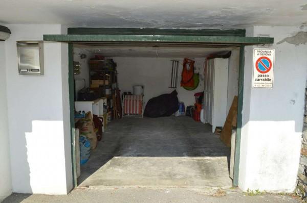 Casa indipendente in vendita a Zoagli, Con giardino, 120 mq - Foto 20