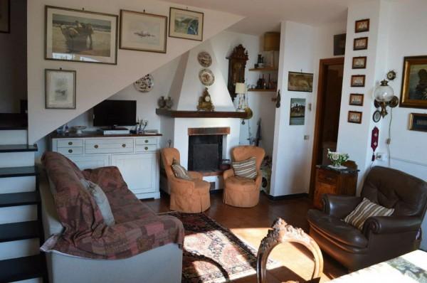 Casa indipendente in vendita a Zoagli, Con giardino, 120 mq - Foto 3