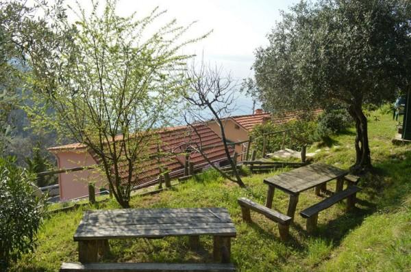Casa indipendente in vendita a Zoagli, Con giardino, 120 mq - Foto 9