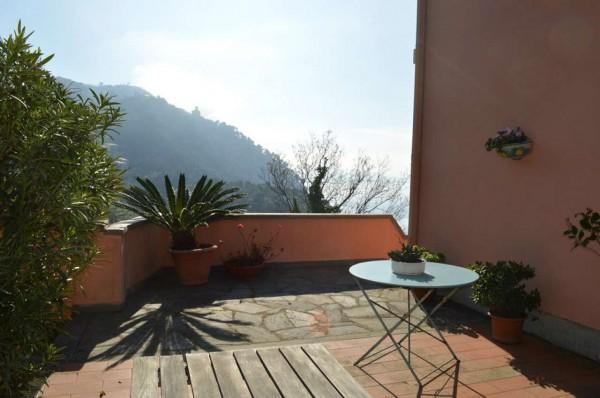 Casa indipendente in vendita a Zoagli, Con giardino, 120 mq - Foto 17