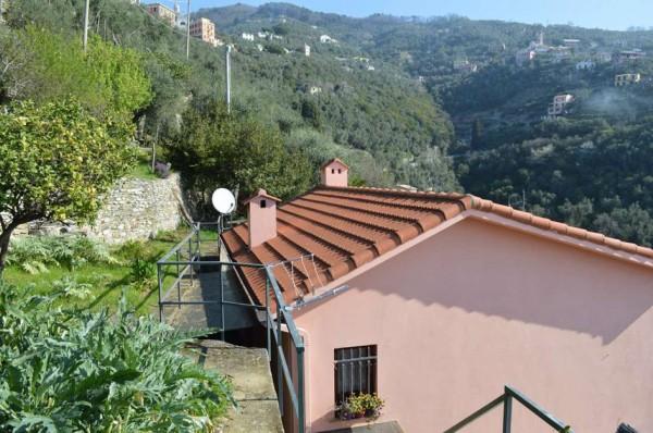Casa indipendente in vendita a Zoagli, Con giardino, 120 mq - Foto 8