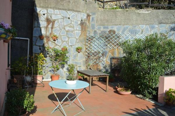 Casa indipendente in vendita a Zoagli, Con giardino, 120 mq - Foto 7