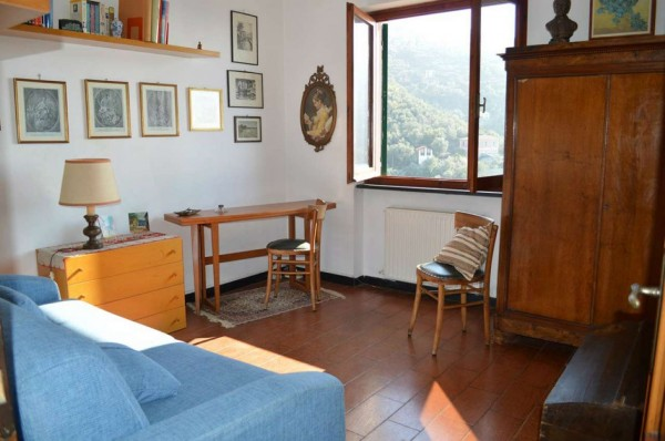 Casa indipendente in vendita a Zoagli, Con giardino, 120 mq - Foto 10