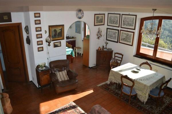Casa indipendente in vendita a Zoagli, Con giardino, 120 mq - Foto 14