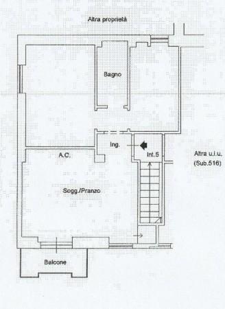 Appartamento in vendita a Roma, Cassia Tomba Di Nerone, 65 mq - Foto 2