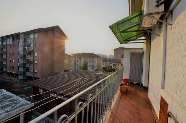 Appartamento in vendita a Torino, Mirafiori Sud, 55 mq - Foto 5