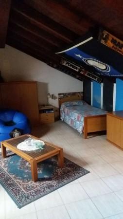 Appartamento in vendita a Garbagnate Milanese, Centro, Arredato, 175 mq - Foto 4