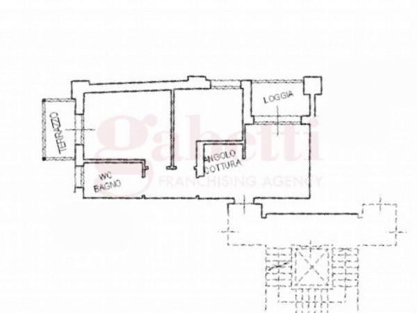 Appartamento in vendita a Firenze, San Donato, 60 mq - Foto 5
