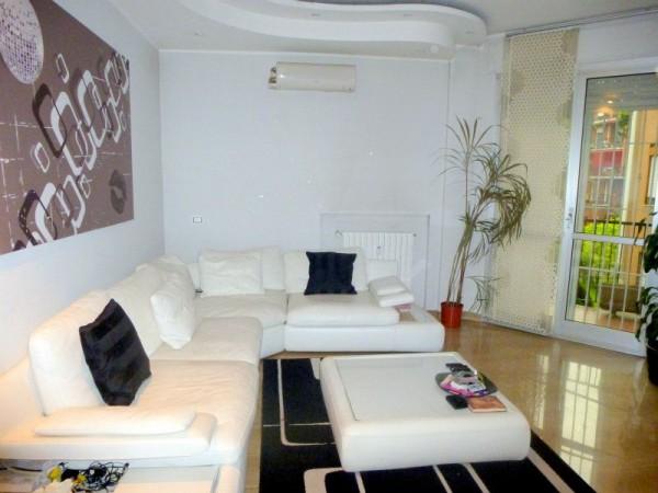 Appartamento in vendita a Milano, Affori, Con giardino, 105 mq