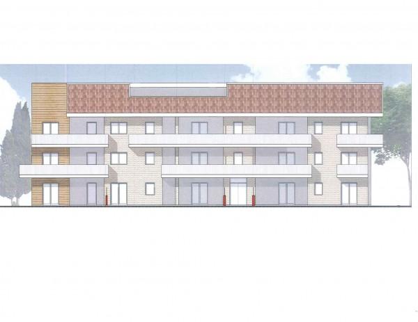 Appartamento in vendita a Roma, Colle Oliva, Con giardino, 55 mq