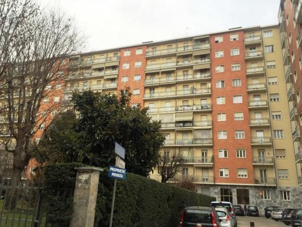 Appartamento in vendita a Torino, Borgo Vittoria, Con giardino, 80 mq - Foto 1