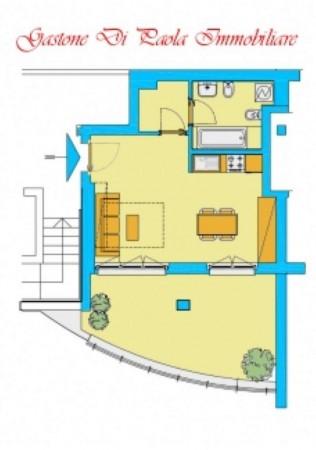 Appartamento in vendita a Milano, Precotto, Con giardino, 52 mq - Foto 2