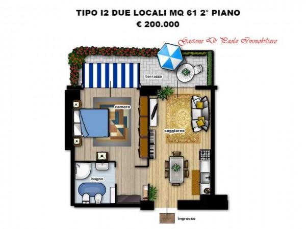 Appartamento in vendita a Milano, Portello, Con giardino, 125 mq - Foto 8