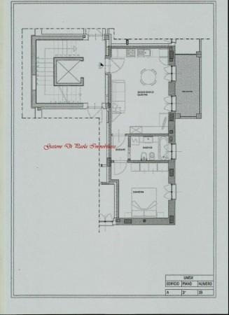 Appartamento in vendita a Milano, Precotto, Con giardino, 65 mq - Foto 2