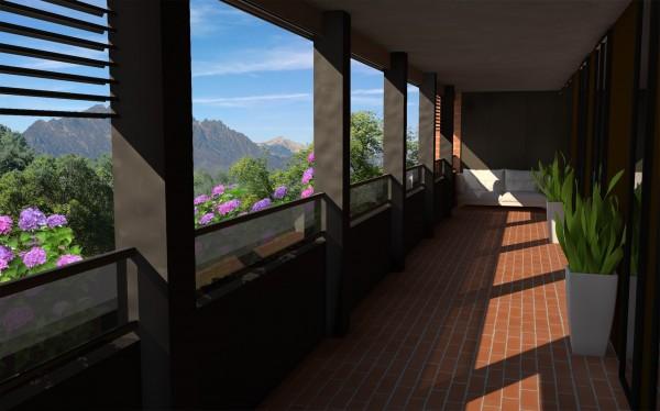 Appartamento in vendita a Agrate Brianza, Agrate Bianza, 212 mq - Foto 8