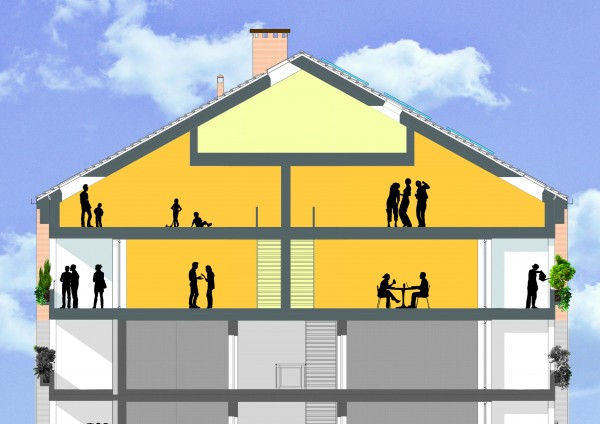 Appartamento in vendita a Agrate Brianza, Agrate Bianza, 212 mq - Foto 1