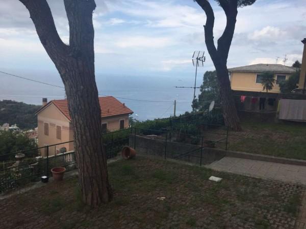Appartamento in vendita a Camogli, Ruta, Con giardino, 60 mq - Foto 18