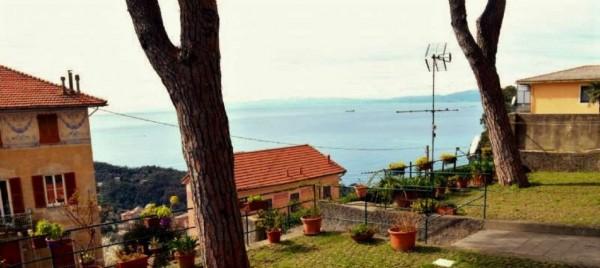 Appartamento in vendita a Camogli, Ruta, Con giardino, 60 mq - Foto 5