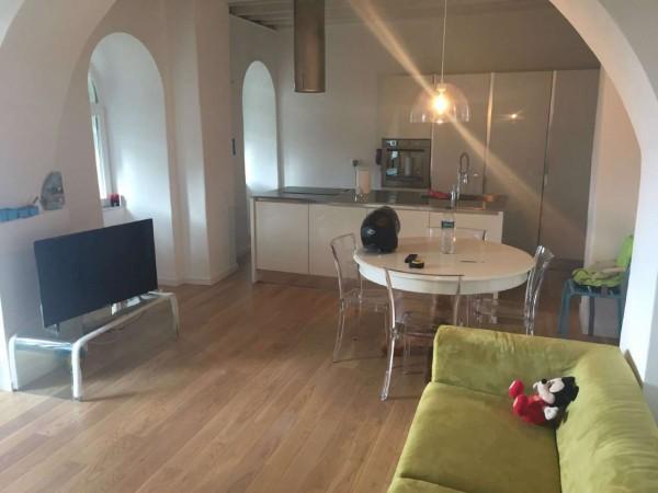 Appartamento in vendita a Camogli, Ruta, Con giardino, 60 mq