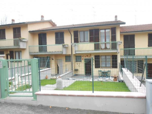Villa in vendita a Galgagnano, Residenziale, Con giardino, 172 mq