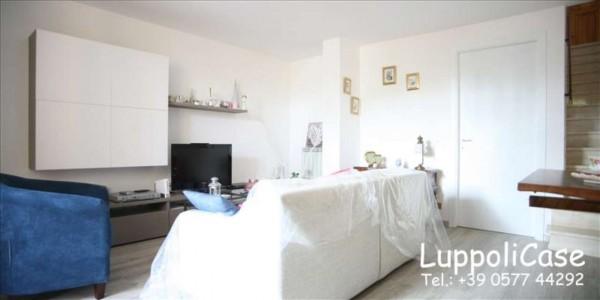 Appartamento in vendita a Castelnuovo Berardenga, Con giardino, 65 mq - Foto 7