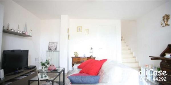 Appartamento in vendita a Castelnuovo Berardenga, Con giardino, 65 mq - Foto 5