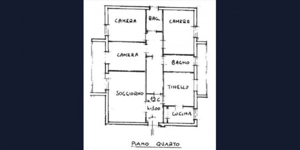 Appartamento in vendita a Siena, 130 mq - Foto 16