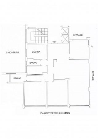 Appartamento in vendita a Roma, San Paolo, Con giardino, 160 mq - Foto 3
