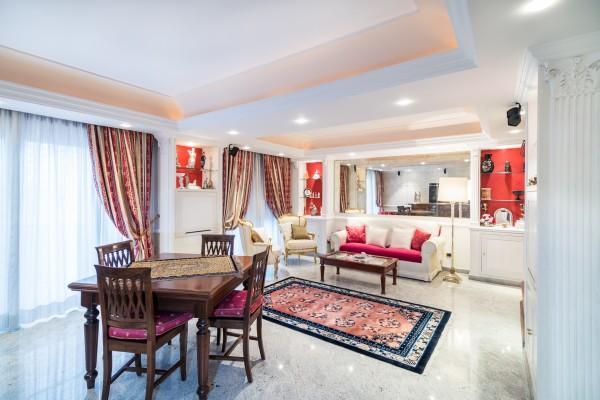 Appartamento in vendita a Roma, Re Di Roma, 135 mq - Foto 19