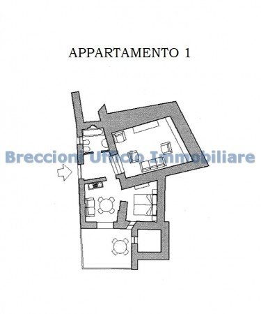 Casa indipendente in vendita a Trevi, Collinare, Con giardino, 280 mq - Foto 13
