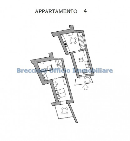 Casa indipendente in vendita a Trevi, Collinare, Con giardino, 280 mq - Foto 11