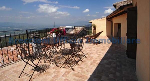 Casa indipendente in vendita a Trevi, Collinare, Con giardino, 280 mq - Foto 3