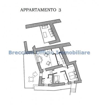 Casa indipendente in vendita a Trevi, Collinare, Con giardino, 280 mq - Foto 8