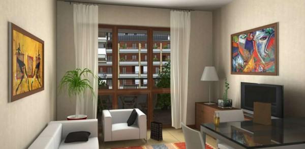 Appartamento in vendita a Milano, Con giardino, 104 mq - Foto 15