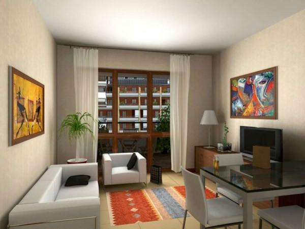 Appartamento in vendita a Milano, Con giardino, 104 mq - Foto 21