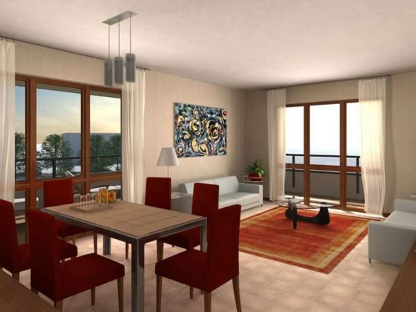 Appartamento in vendita a Milano, Con giardino, 104 mq - Foto 22