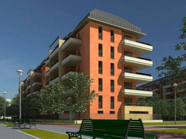Appartamento in vendita a Milano, Con giardino, 104 mq - Foto 8
