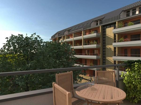 Appartamento in vendita a Milano, Con giardino, 104 mq - Foto 1