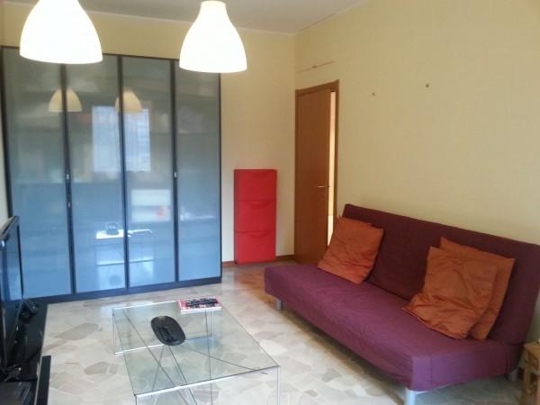 Appartamento in vendita a Milano, Con giardino, 45 mq
