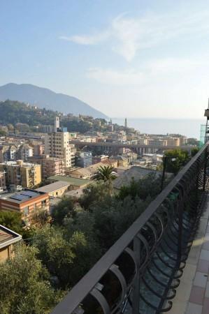 Appartamento in vendita a Recco, Montefiorito, Con giardino, 80 mq - Foto 6